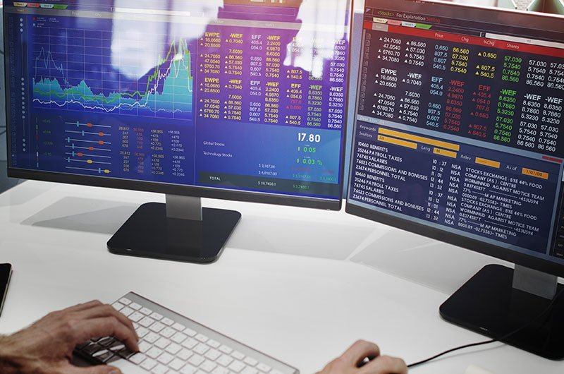 Technology takes over the financial industry