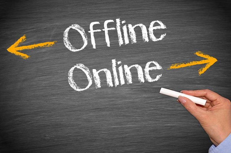 Offline (Physical) Commerce Still a Competition to E-Commerce