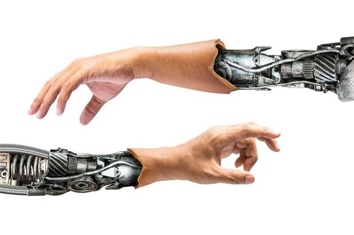 Robotic hands can now 'touch' with the help of artificial skin