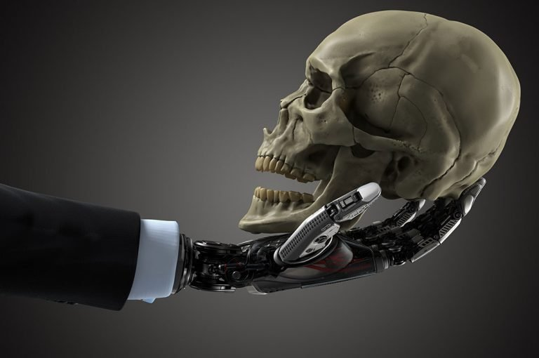 We May All Die From AI In The Next 30 Years