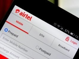 Airtel 60GB Free Data