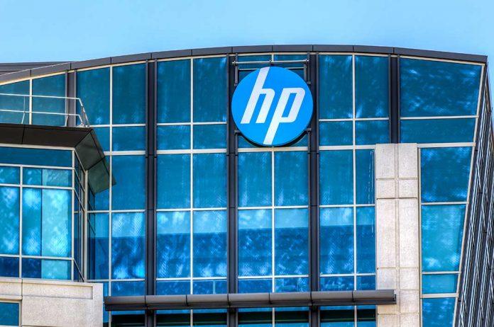 Hewlett Packard enterprise office building I iTMunch
