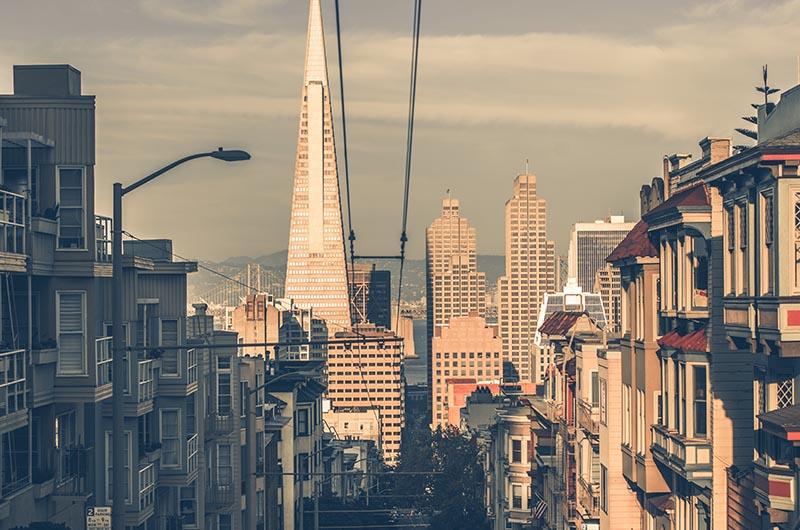 Crypto currencies in San Francisco
