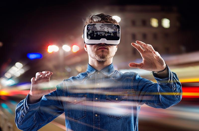 Fox Sport's Social VR