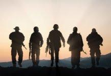 Military men I iTMunch