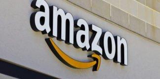 Amazon logo on store | iTMunch