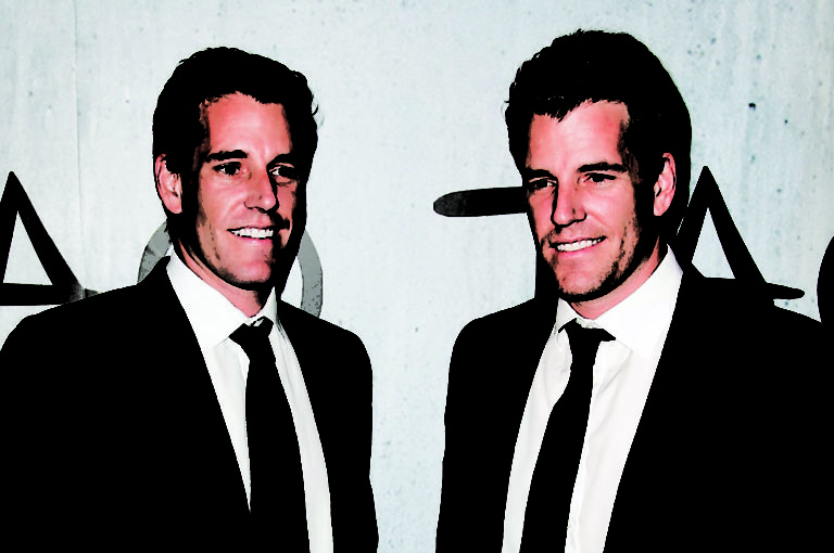 Winklevoss Twins Become the World's First Bitcoin Billionaires