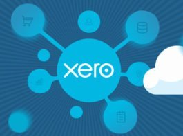 Financial Reporting Software: Xero logo I iTMunch