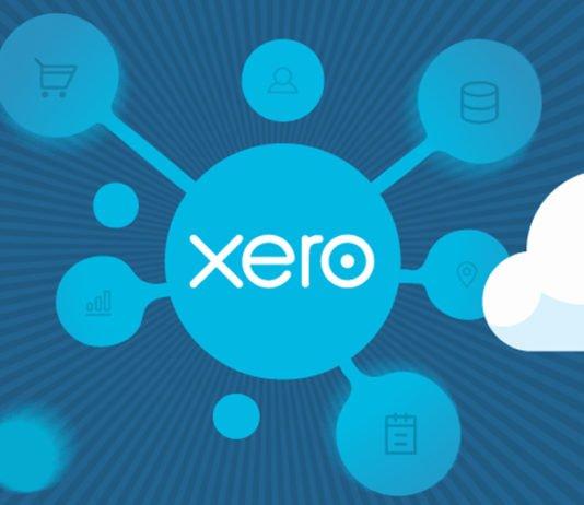 Financial Reporting Software: Xero logo I iTMunch
