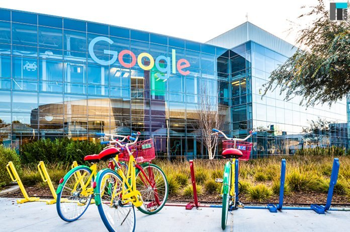 Google office space with parking | iTMunch