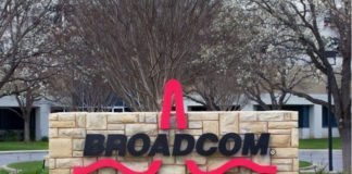 Broadcom logo I iTMunch