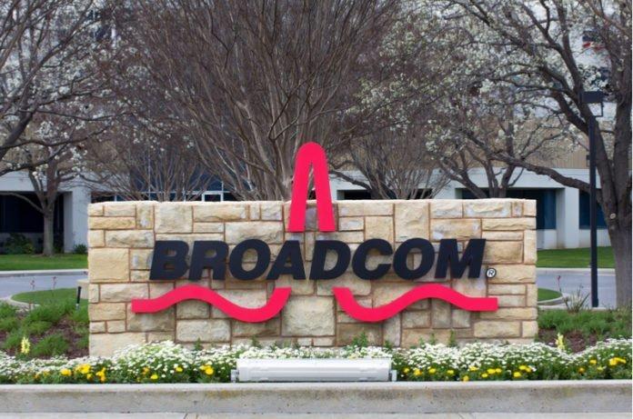 Broadcom logo I iTMunch