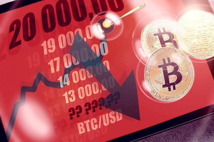 Is the Cryptocurrency bubble gradually bursting?