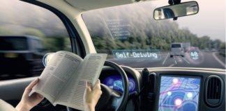 Self driving car   iTMunch
