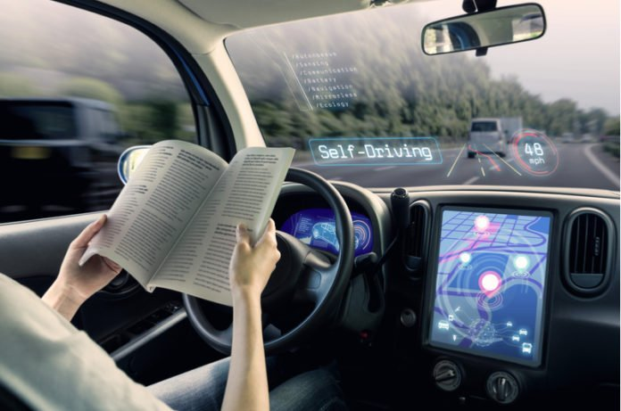 Self driving car | iTMunch