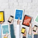 Digital marketing strategies for startups.