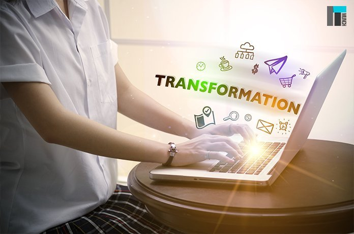 Digital transformation you should use