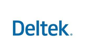Deltek logo: ERP Automation Software I iTMunch