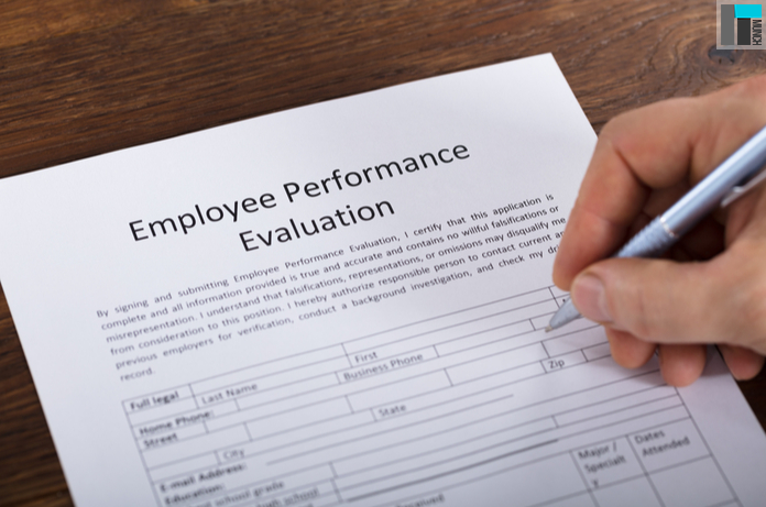 Employee Performance Evaluation Form | iTMunch