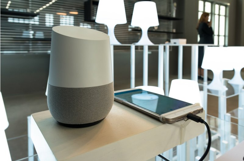 According to the latest marketing news, Google Home Outsells Amazon Echo