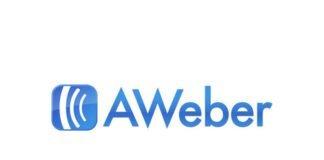AWeber logo- Marketing Automation Software I iTMunch