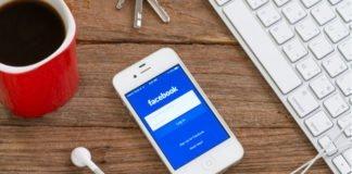 Facebook app login | iTMunch