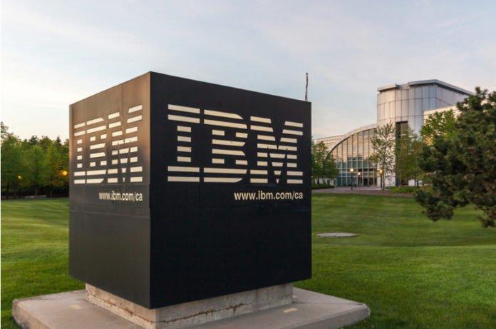 IBM logo I iTMunch