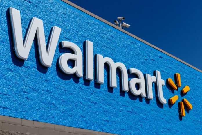 Walmart logo I iTMunch