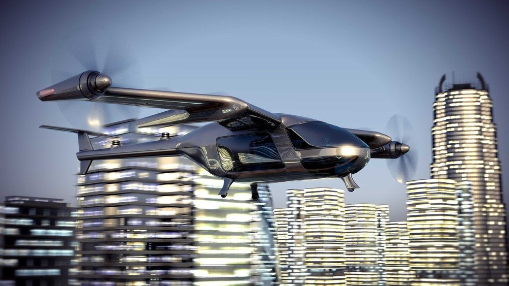 Flying cars soon to become a reality | iTMunch