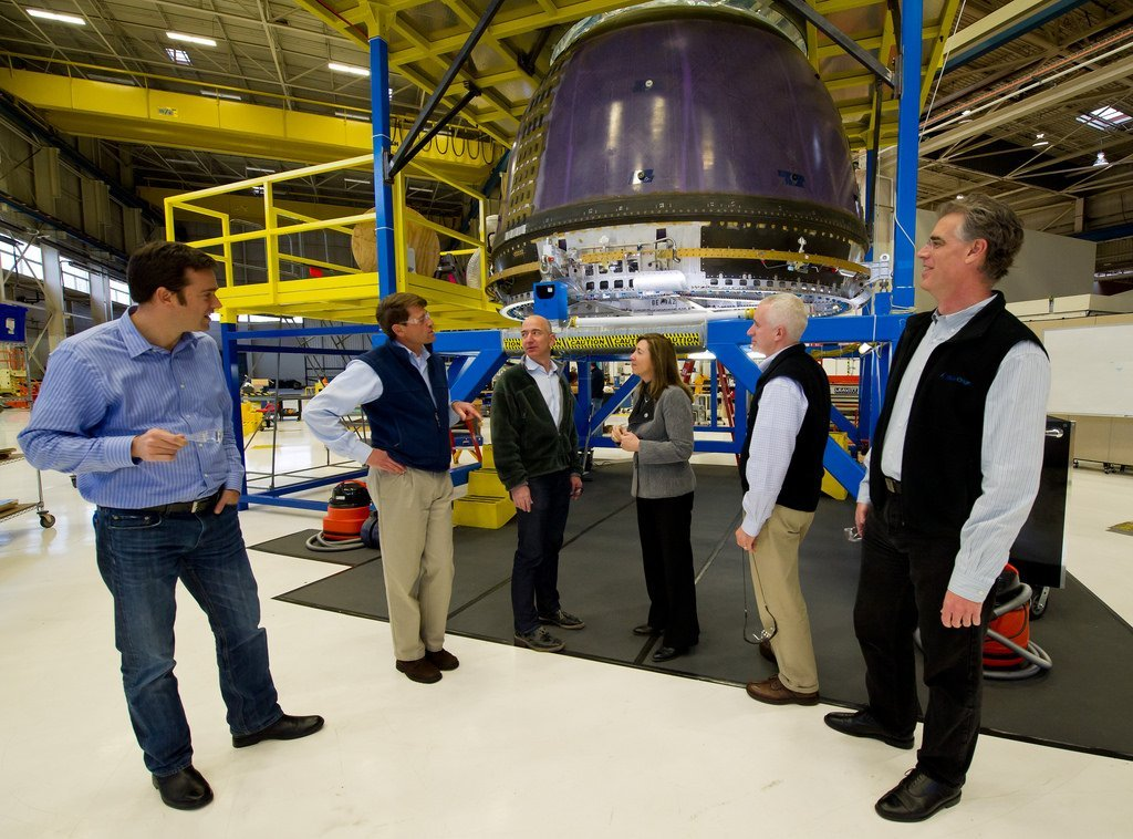 "Read the latest tech blog on iTMunch titled ""Jeff Bezos' Blue Origin Chosen To Develop Space Technology for NASA"""