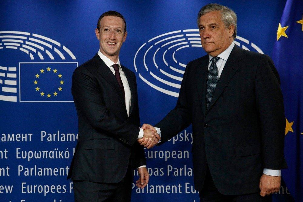 Facebook CEO and EU President- Terror Takedown | iTMunch