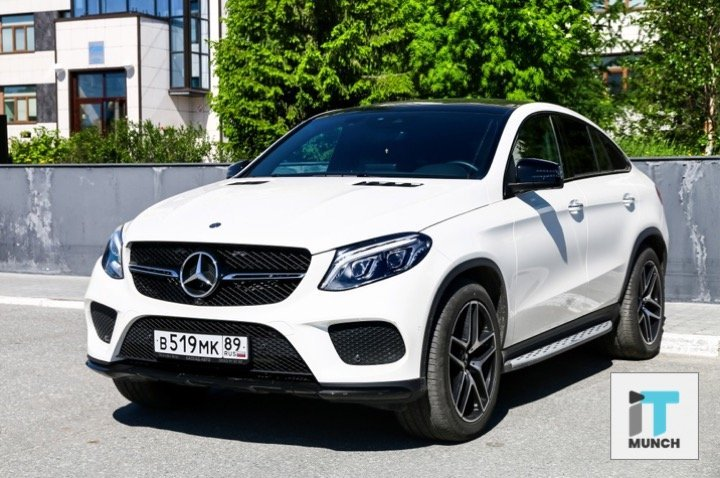 Mercedes Benz Gle Boasts Hybrid Tech Features