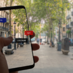 Read iTMunch's latest AI blog about augmented reality and marketing.