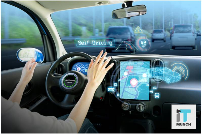 """Read the latest tech news titled """" Fords New Technology Allows Drivers to Avoid Stopping at Red Lights"""""""
