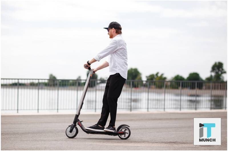 "Read the latest startup tech news titled ""$50M Raised by E-Scooter Startup VOI Technology"""