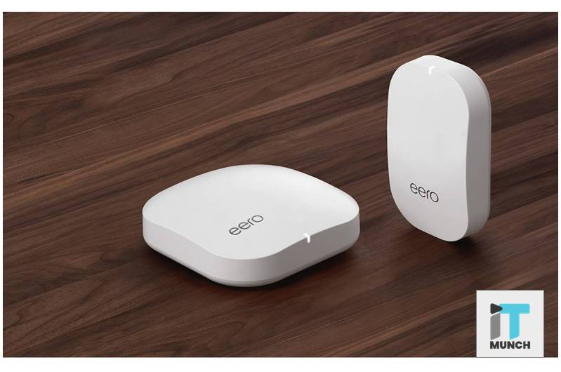 Amazon's Eero | iTMunch