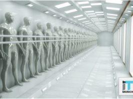 Mannequins representing cloning technique I iTMunch