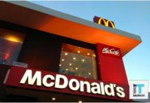 McDonald's restaurant I iTMunch