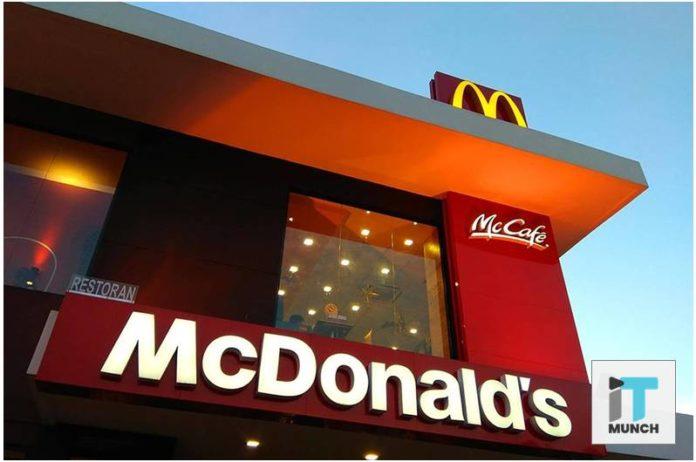 McDonald's restaurant I iTMunch