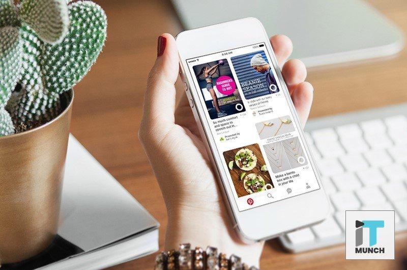 Pinterest : digital scrapbook site | iTMunch
