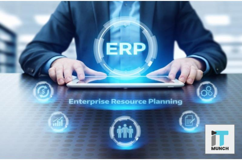"Read the latest blog titled, ""The Role of ERP in Intelligent Manufacturing"""