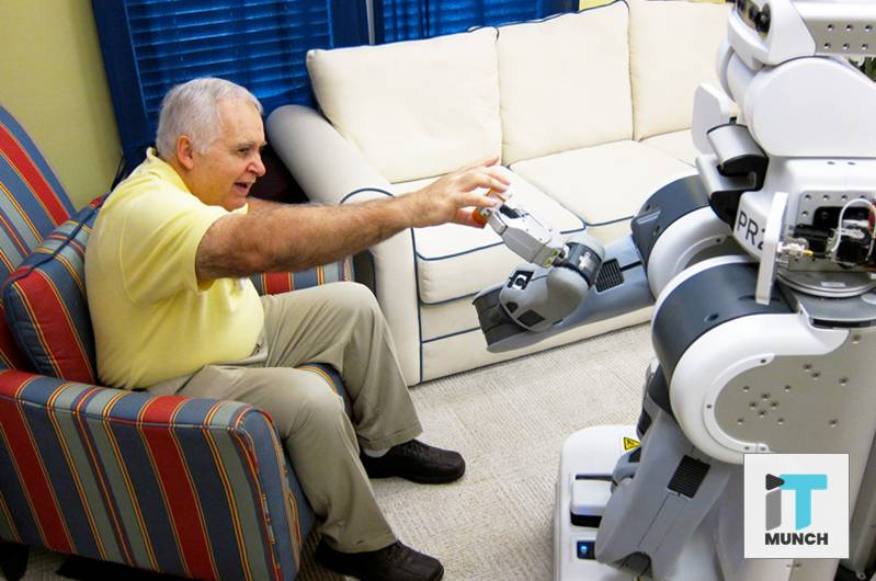 Robots help patients with Alzheimer | iTMunch
