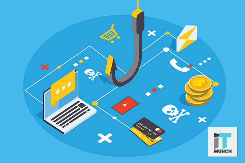 Read the latest blog on iTMunch titled 'Everything You Need to Know About Phishing Attacks and How to Avoid Them'