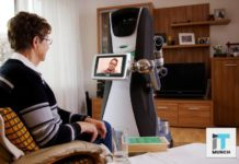 Robots help patients with dementia | iTMunch