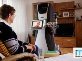 Robots help patients with dementia | iTMunch