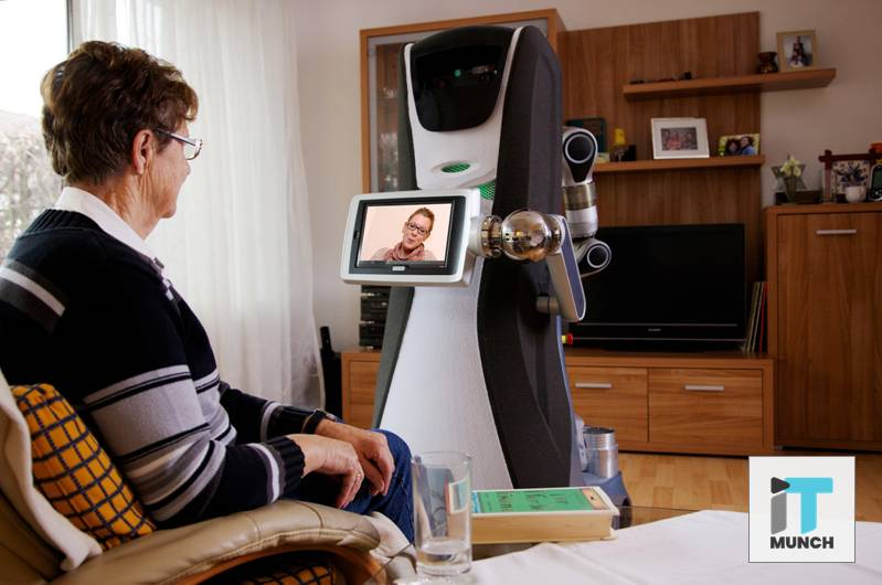 Read the latest research blog on iTMunch titled 'Robotics for More Than Just Automation: Robots to Help Patients with Dementia and Alzheimer's'