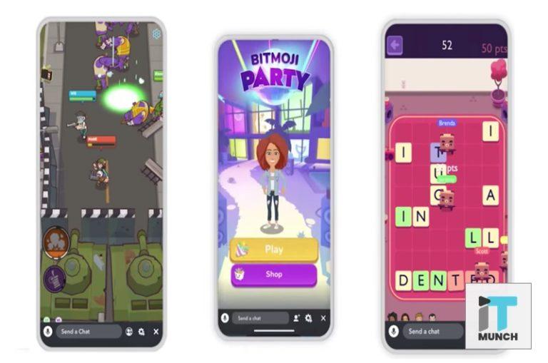 Snapchat Launches New Gaming Platform: Snap Games