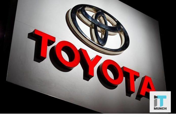 Toyota company logo | iTMunch