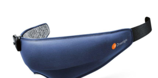 "Read the latest blog titled, ""Dreamlight's New Eyemask Named Zen Helps Wearers to Sleep Better"""