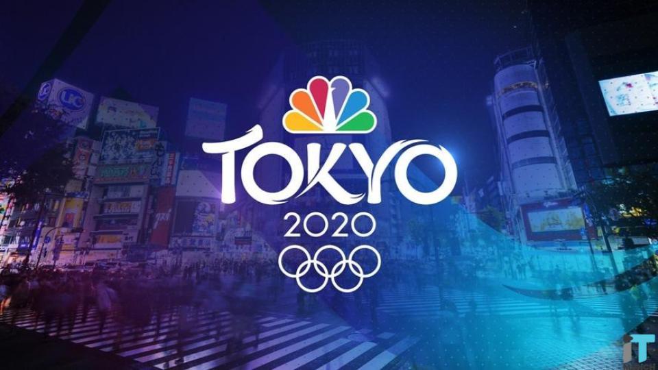 Tokyo Olymics 2020 Logo Design | IT Munch